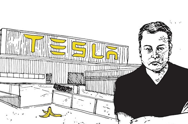 Tesla: Workplace safety, unions and the color yellow