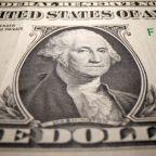 Dollar edges lower amid uncertain U.S. outlook