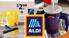 Aldi shopper uses Special Buy for 'genius' trolley hack