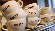 Whitbread Soars as Costa Coffee Owner Defies Consumer Gloom