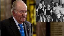 La vida del rey Juan Carlos en imágenes
