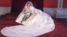 Diana's wedding dress 'set benchmark for royal brides' says expert