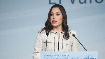 La polémica candidata a diputada pluri del PRI