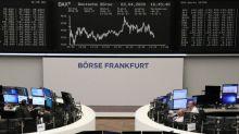 Stocks jump on virus hopes, oil hit by OPEC+ delay