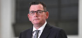 Daniel Andrews in intensive care after fall