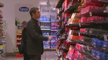 Nestle sells U.S. confectionery business to Ferrero