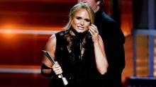 Miranda Lambert Thanks Fans for 'Sharing My Broken Heart With Me' at ACMs
