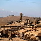 In Golan Heights, Israel Intercepts Rockets From Syria