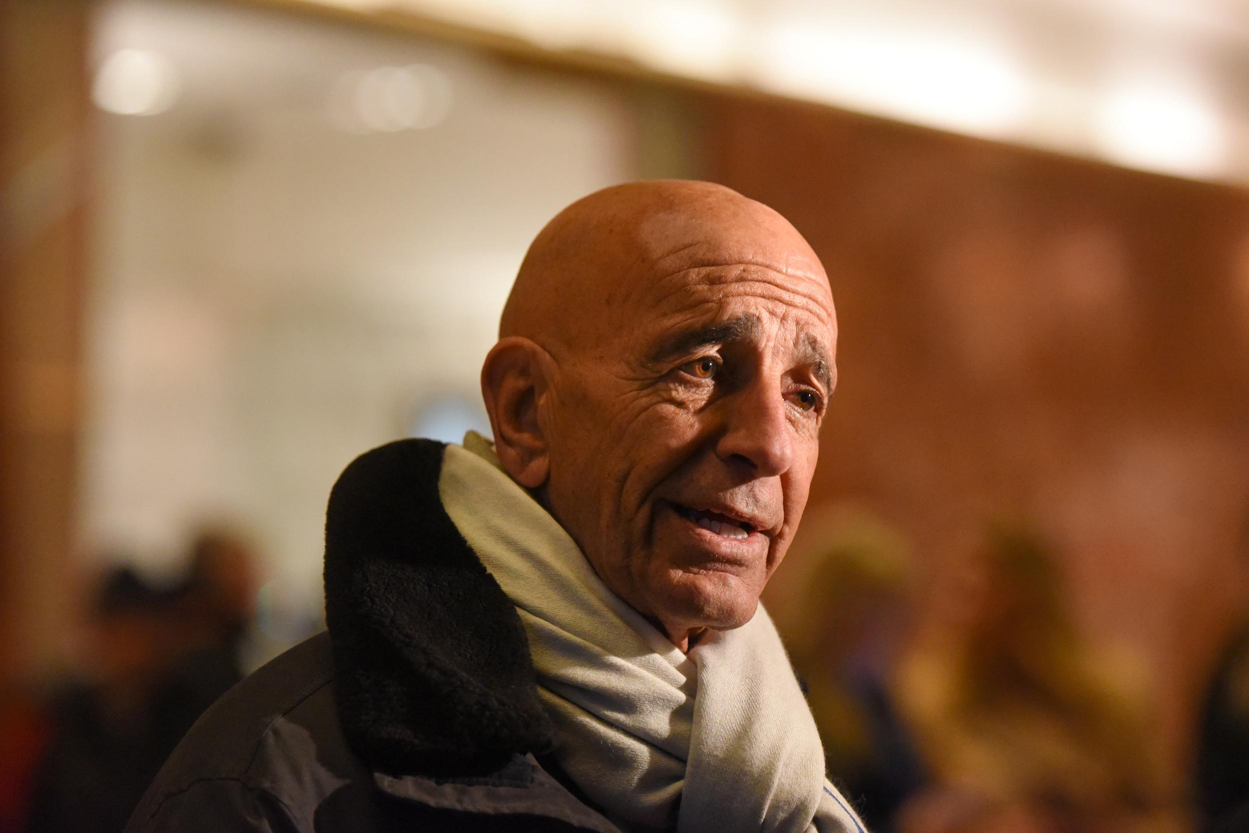 <p><strong>Tom Barrack</strong></p>  <p>The close friend to Donald Trump and CEO of private equity firm Colony Capital recommended that Trump bring in Paul Manafort for his presidential campaign.</p>
