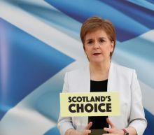 Nicola Sturgeon unveils manifesto with free dentists, four-day week and Indyref2