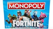 Hasbro Chases Funko Into the Fortnite Market