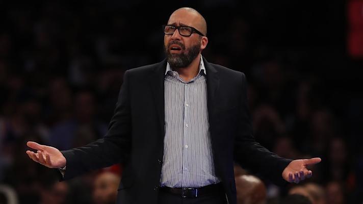 The Bounce - Q-Rich says he's 'happy' for David Fizdale after Knicks fired him
