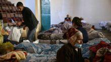 Nos porões de Nagorno Karabakh, a covid-19 prolifera entre os moradores
