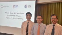 Alibaba Cloud, NUS and EZ-Link tie-up for big data initiative in Singapore