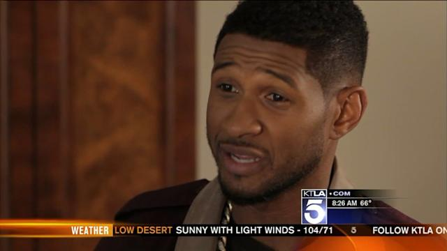What Do You Get When You Cross Usher with Smart TV?