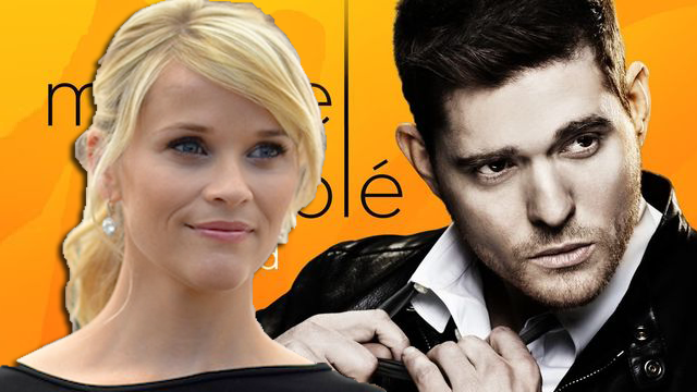 Reese Witherspoon Inspires New Michael Buble's To BeLoved