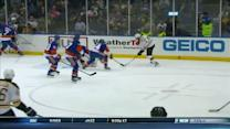 Loui Eriksson roofs it from the wide angle