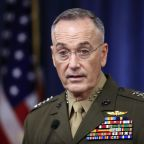 Dunford: Afghan combat operations key to safe elections