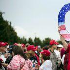 Trump Refuses To Address QAnon, Praises Conspiracy-Supporting Republican Again