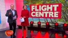 Flight centre hot deal