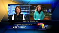 Late winter blast not helping springtime businesses