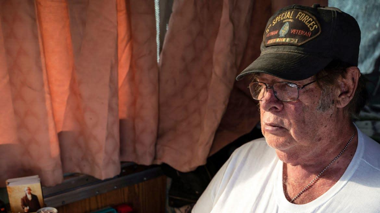 FBI Arrests New Mexico Border Militia Leader Larry Mitchell Hopkins