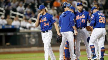 Noah Syndergaard's inconsistency continues to baffle Mets