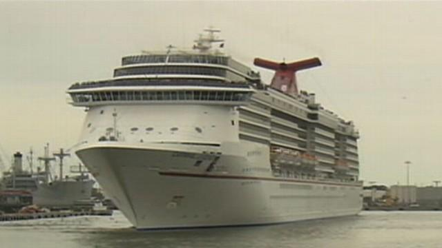 Carnival Cruise Line Enters Rough Seas With Taxpayers