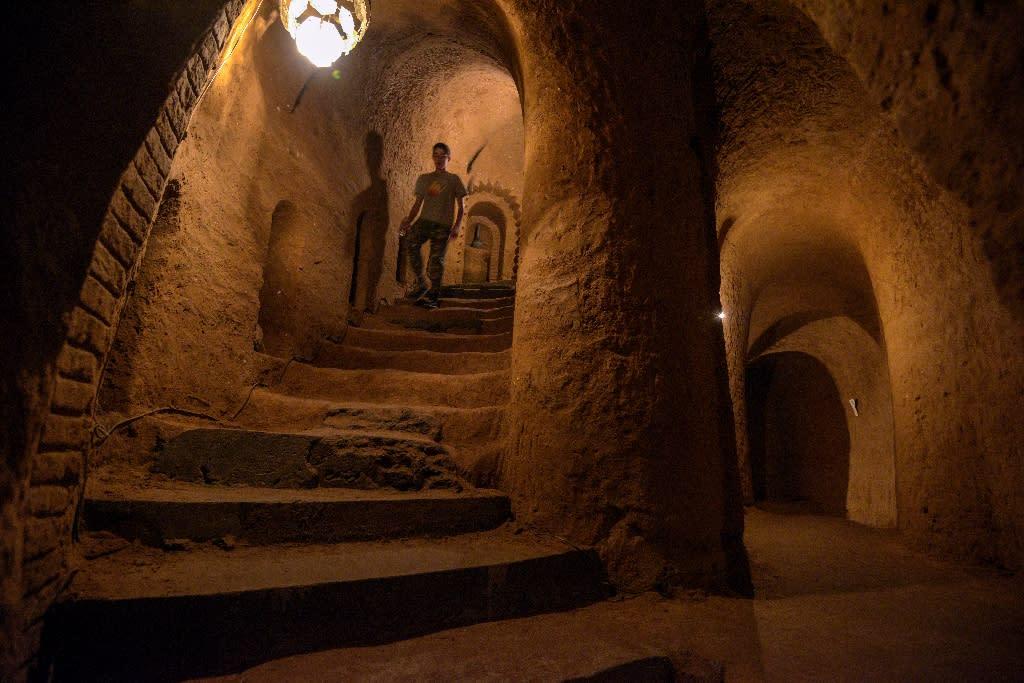 heaven guided underground maze proves armenian tourist draw rh news yahoo com