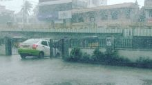 Cyclone Gaja Brings Heavy Rain to Chennai, India