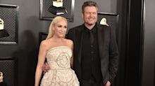 Gwen Stefani announces engagement to Blake Shelton