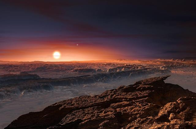 Scientists want to send a telescope to photograph Alpha Centauri