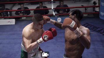 Robinson gewinnt virtuelle Blutschlacht im Ring
