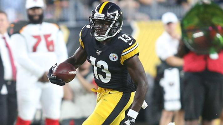8c5ce556 Analyzing Pittsburgh Steelers wide receiver James Washington's ...
