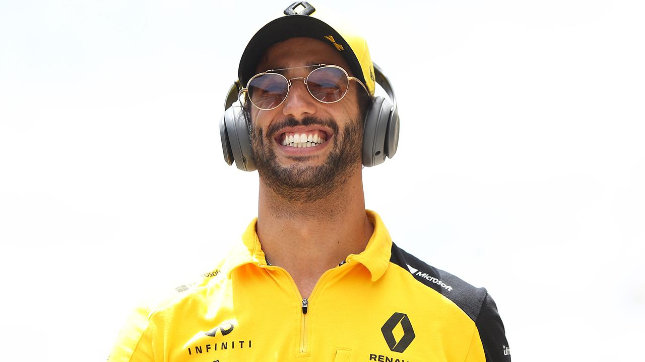 'It's a shame': Renault's troubling Daniel Ricciardo admission before F1 season