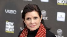 Carrie Fisher helped pen the script for Star Wars 8