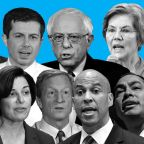 Here are the 17 Democrats running for president, as billionaire Bloomberg files paperwork for a bid