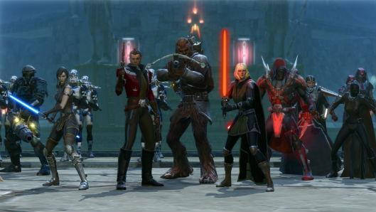 SWTOR devs looking at lag issues, prepping 3.0.2 and 3.1 updates