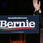Bernie Sanders holds victory rally after winning Nevada caucuses