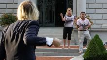 'Horrific': Dozens of Neighbors Sign Letter Calling Out St. Louis Gun Couple