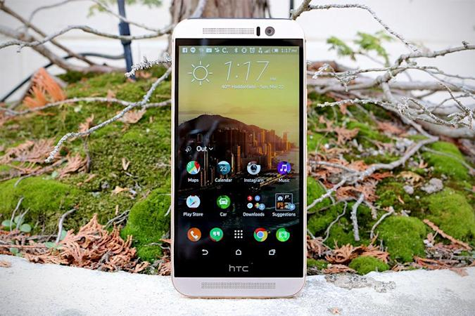 HTC One M9 review: Another year, another modest step forward