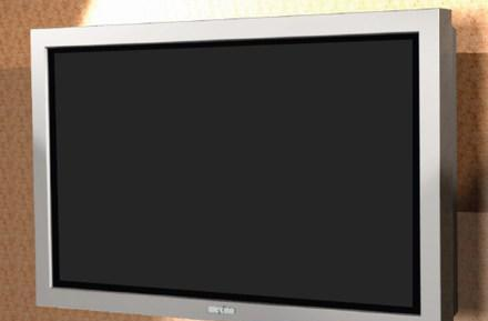 Sanyo's weatherproof LCD TV: the 42-inch 42LM4WPN