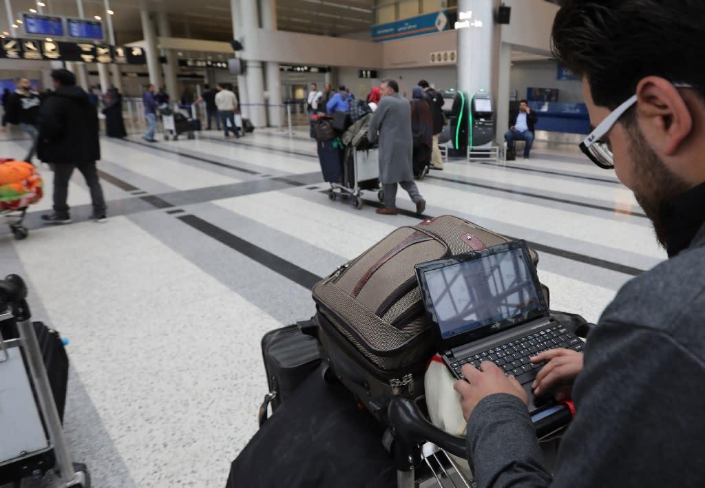 Turkey says US to lift laptop ban on Istanbul-origin flights