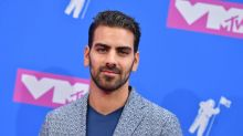 Model and advocate Nyle DiMarco says airline presented him with a wheelchair because he's deaf