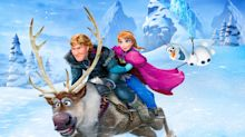 How Disney's Frozen Would've Looked As A Hand-Drawn Animated Film
