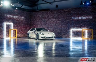 保時捷正式在台發表Panamera全新系列 呈現跑車性能及豪華房車舒適的極致之作
