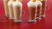 Get set for Christmas: Costa's festive menu has landed