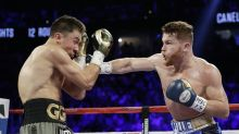 Canelo Alvarez and Gennady Golovkin fight to controversial split draw in thriller
