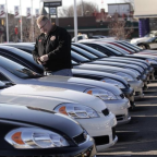 MORGAN STANLEY: GM should stop selling cars in North America because its business is worth negative $4 billion (GM)