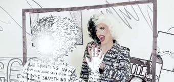 'Drag Race' star recreates A-ha video on home finale